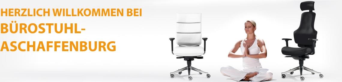 Bürostuhl-Aschaffenburg - zu unseren Bürostühlen